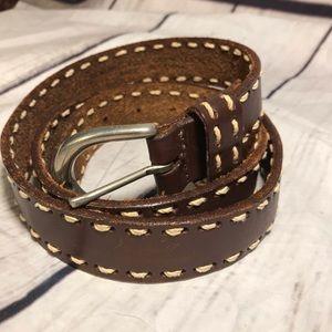 Accessories - Unique leather belt